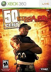 50 CENT: BLOOD ON THE SAND THQ