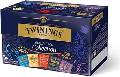 ΤΣΑΙ CLASSIC COLLECTION (20 X 2 G) TWININGS