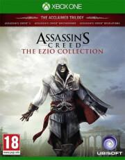 ASSASSINS CREED: THE EZIO COLLECTION (INC. AC 2 + BROTHERHOOD + REVELATIONS) UBISOFT