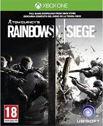 TOM CLANCY'S RAINBOW SIX SIEGE (DIGITAL VOUCHER) - XBOX ONE GAME UBISOFT
