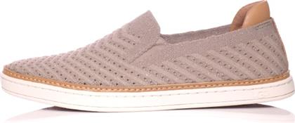 ΓΥΝΑΙΚΕΙΑ SLIP-ONS SAMMY CHEVRON METALLIC ΜΠΕΖ UGG