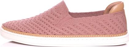 ΓΥΝΑΙΚΕΙΑ SLIP-ONS SAMMY CHEVRON METALLIC ΡΟΖ UGG