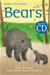BEARS (WITH CD) PRIMARY LEVEL A USBORNE