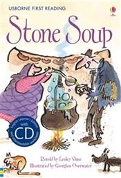 STONE SOUP (WITH CD) PRIMARY LEVEL A USBORNE