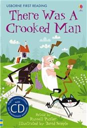 THERE WAS A CROOKED MAN (ΜΕ CD) PRIMARY LEVEL A USBORNE