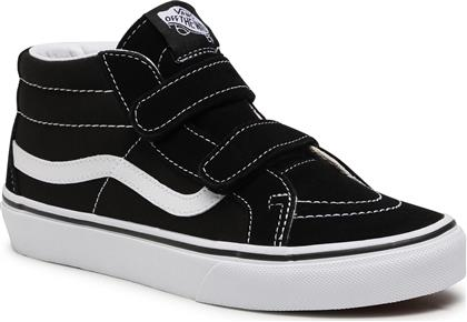 ΑΘΛΗΤΙΚΑ - SK8-MID REISSUE V VN0A4UI56BT1 BLACK/TRUE WHITE VANS