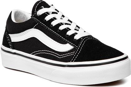 ΠΑΝΙΝΑ ΠΑΠΟΥΤΣΙΑ - OLD SKOOL VN000W9T6BT BLACK/TRUE WHITE VANS