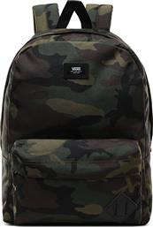 UNISEX BACKPACK ΜΕ PRINT ΠΑΡΑΛΛΑΓΗΣ OLD SKOOL III - VN0A3I6R97I1 - ΧΑΚΙ VANS
