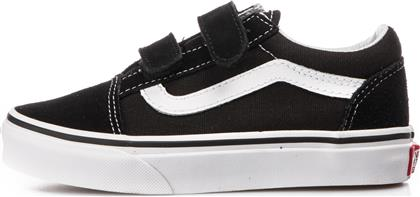 UY OLD SKOOL V VVHE6BT-6BT ΜΑΥΡΟ VANS