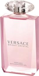 BRIGHT CRYSTAL BATH & SHOWER GEL 200 ML - 510048 VERSACE