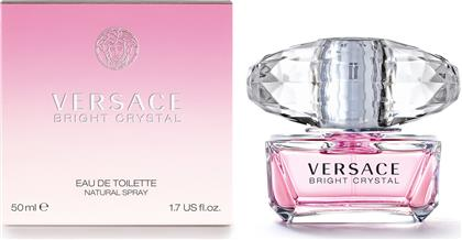 BRIGHT CRYSTAL EDT 50 ML - 510030 VERSACE