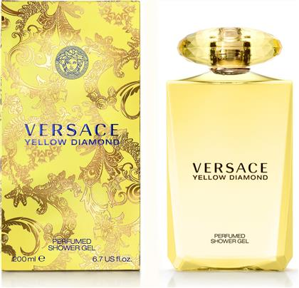 YELLOW DIAMOND BATH & SHOWER GEL 200 ML - 520048 VERSACE