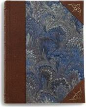 HARDCASE PROLOGUE MARBLED COVER FOR E-READER 6'' BLUE VERSO