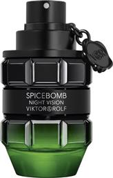 SPICEBOMB NIGHT VISION EAU DE TOILETTE 50ML VIKTOR & ROLF