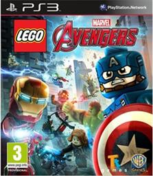 LEGO AVENGERS - PS3 GAME WARNER BROS GAMES