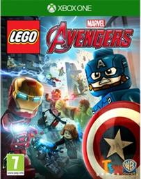 LEGO AVENGERS - XBOX ONE GAME WARNER BROS GAMES