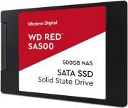 SSD WDS500G1R0A 500GB RED SA500 NAS 2.5'' SATA 3 WESTERN DIGITAL