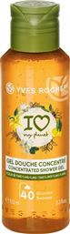 CONCENTRATED SENSUAL SHOWER GEL TIARE FLOWER YLANG-YLANG 100 ML - 95662 YVES ROCHER