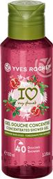 CONCENTRATED SHOWER GEL POMEGRANATE PINK BERRIES 100 ML - 95449 YVES ROCHER