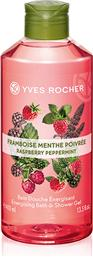 ENERGIZING BATH AND SHOWER GEL RASPBERRY PEPPERMINT 400 ML - 6236 YVES ROCHER