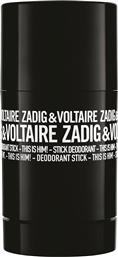 THIS IS HIM! DEODORANT STICK 75 GR. - 48965500000 ZADIG & VOLTAIRE